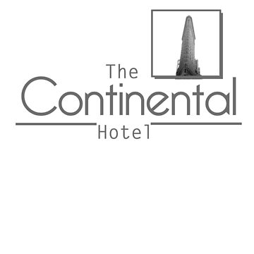 The Continental John Wick by sionyboy82