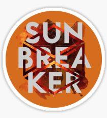 Titan: Sunbreaker Sticker