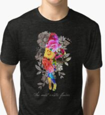 The Most Exotic Flower Tri-blend T-Shirt