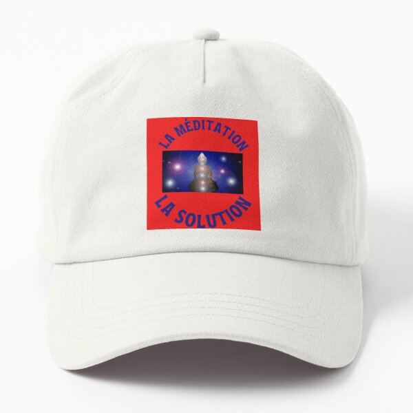 Meditation Dad Hat