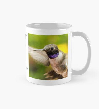 Hummingbird Mugshot Mug #4 Mug