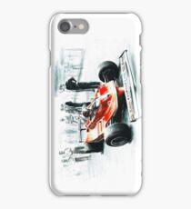 1980  Ferrari 312T5 iPhone Case/Skin
