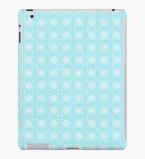winter snowflakes  iPad Case/Skin