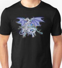 Blue-Eyes Spirit Dragon Unisex T-Shirt