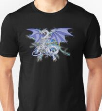 Blue-Eyes Spirit Dragon T-Shirt