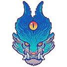 Blue Demon by missmonster