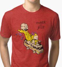 Walter & Jessie Tri-blend T-Shirt