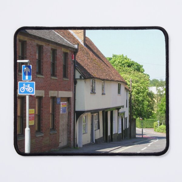 A Street In Andover Mouse Pad
