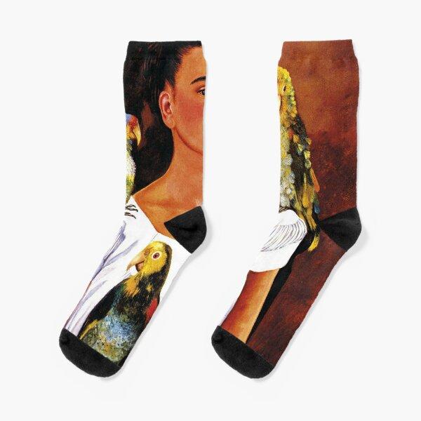 four birds  Socks