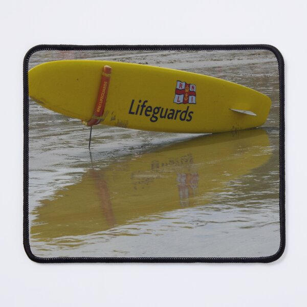 Lifeguard On Standby Mouse Pad