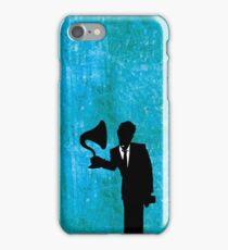 Tom Waits iPhone Case/Skin