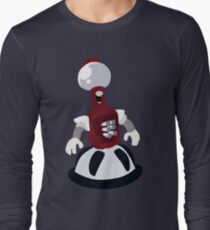 Tom Servo (Simplistic) Long Sleeve T-Shirt