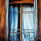 Isabel's Window by Susan  Bergstrom