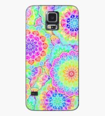 Psychedelic Summer Case/Skin for Samsung Galaxy