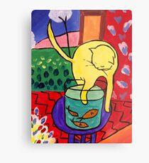 Lienzo metálico Matisse - Coño