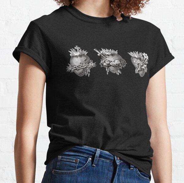 Sacrés Cœurs de la Sainte Famille T-shirt classique