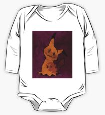 Mimikyu! One Piece - Long Sleeve