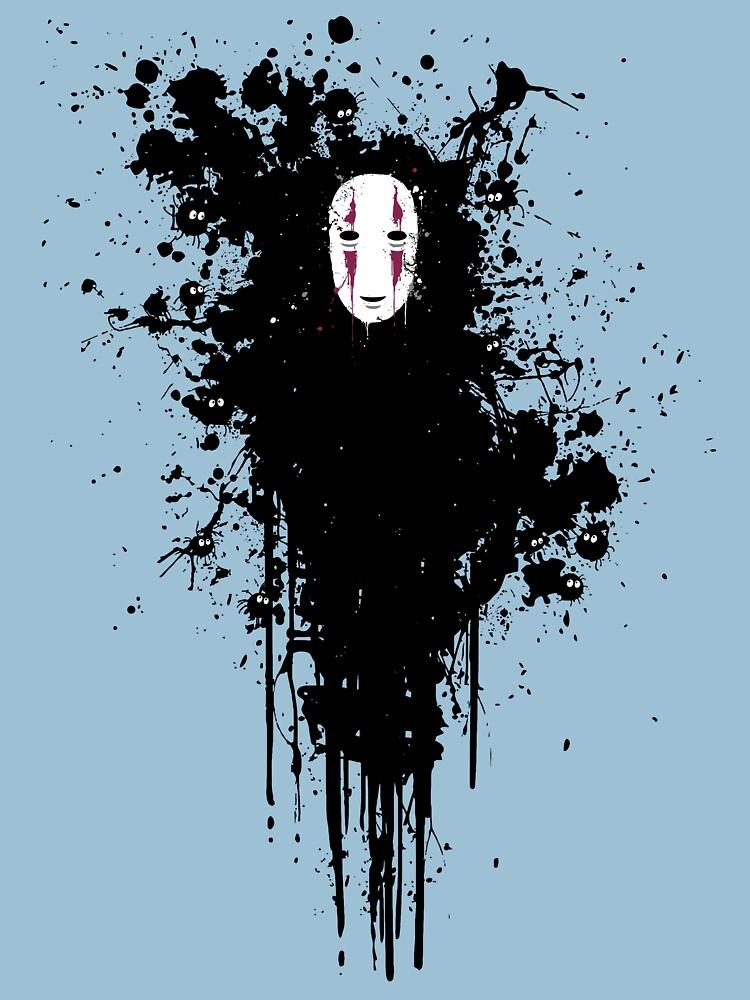 Ink face | Unisex T-Shirt