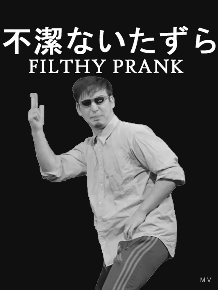 Filthy Prank by maxyman245