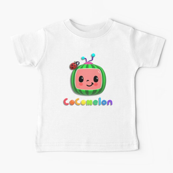 Cocomelon Kids Song Nursery Rhymes Baby T-Shirt