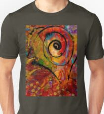 An Artist in Wonderland Unisex T-Shirt