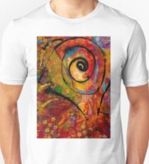 An Artist in Wonderland Unisex T-Shirt