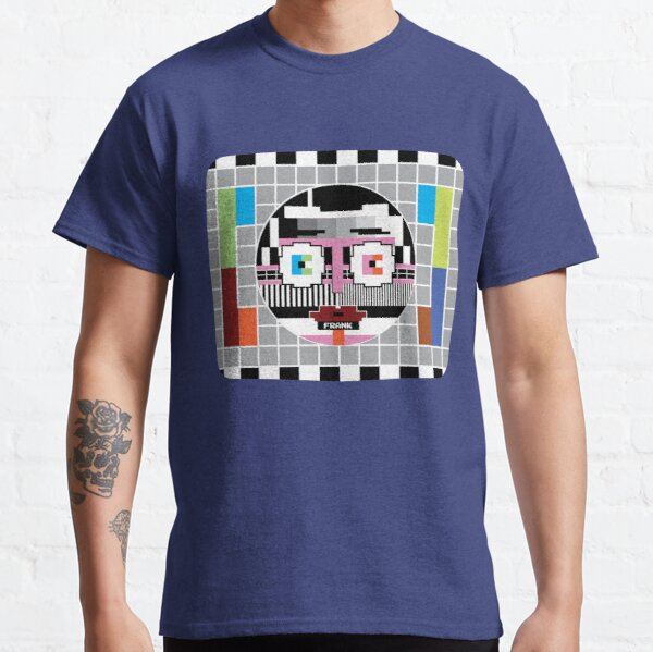 Frank Sidebottom testcard Classic T-Shirt
