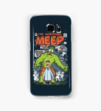 Incredible Meep Samsung Galaxy Case/Skin