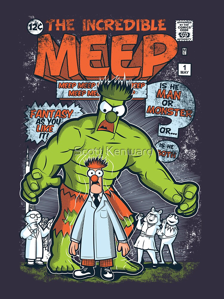 Incredible Meep | Unisex T-Shirt