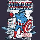 Eagle of America by Scott Weston