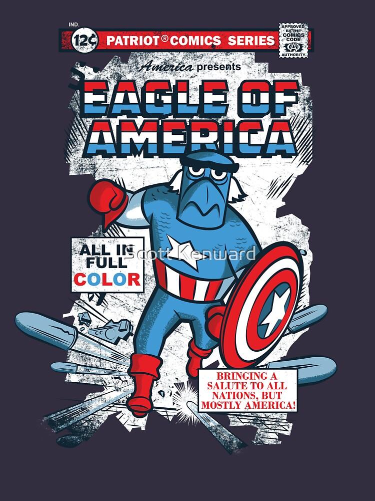 Eagle of America | Unisex T-Shirt