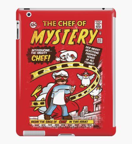 Chef of Mystery iPad Case/Skin