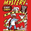 Chef of Mystery by Scott Weston