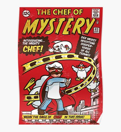 Chef of Mystery Poster