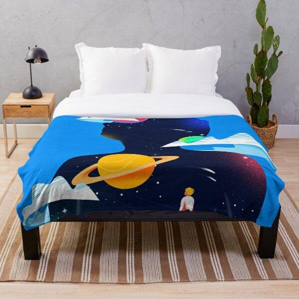 Little Dreamer Throw Blanket