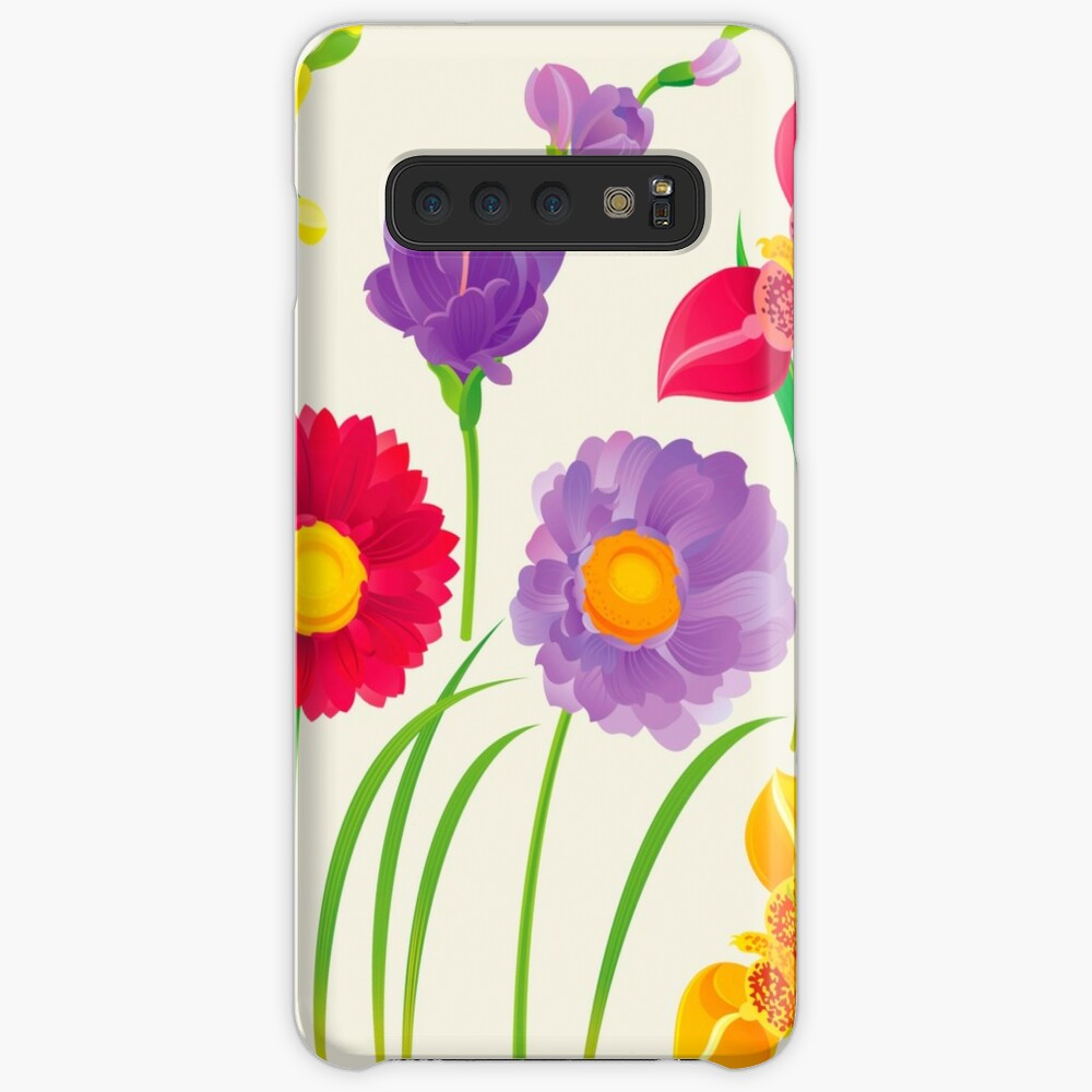 Spring Flowers Samsung Galaxy Snap Case