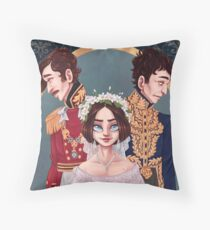 Victoria Throw Pillow