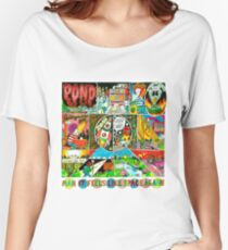 Pond - Man it Feels Like Space Again Women's Relaxed Fit T-Shirt
