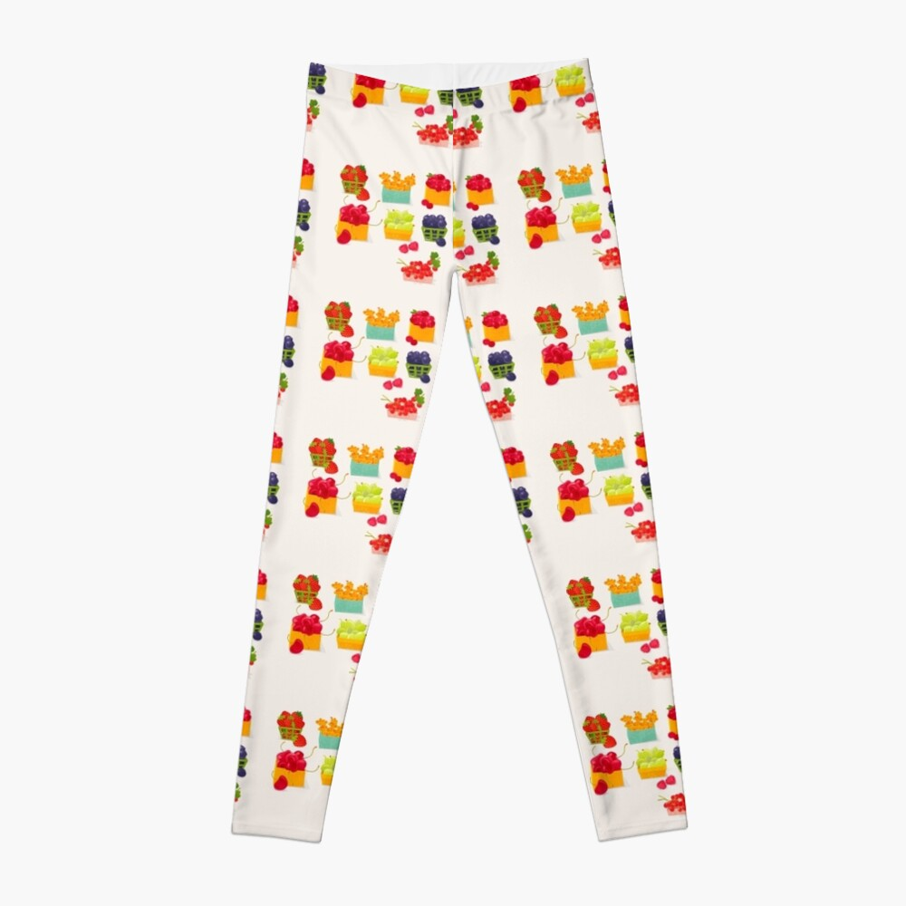 Sweet Berries Leggings
