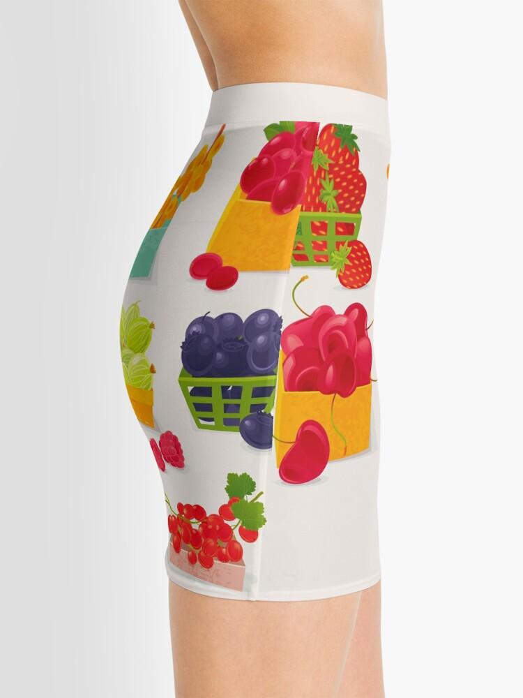 Alternate view of Sweet Berries Mini Skirt