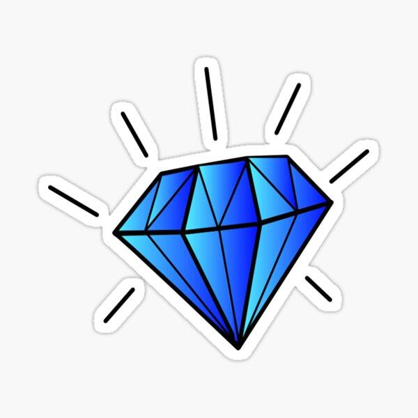 Blue Diamond Collection Sticker