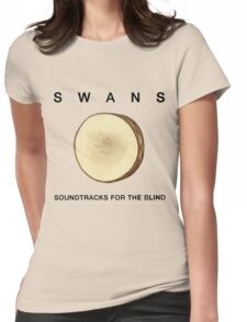 Neutral Milk Hotel- Soundtracks for the blind Womens Fitted T-Shirt