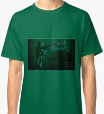 Window of Justice, Bin Laden Classic T-Shirt