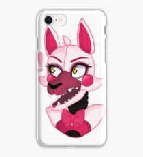 Funtime Foxy QUTIIX DESIGN  iPhone Case/Skin