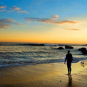 Laguna Beach Photography Print by Kgphotographics