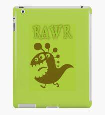 Rawr!!! iPad Case/Skin