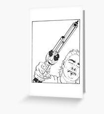 Gangsta I Greeting Card