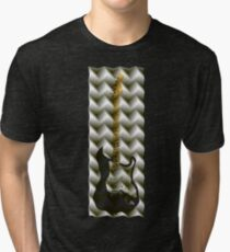 guitar folds Tri-blend T-Shirt