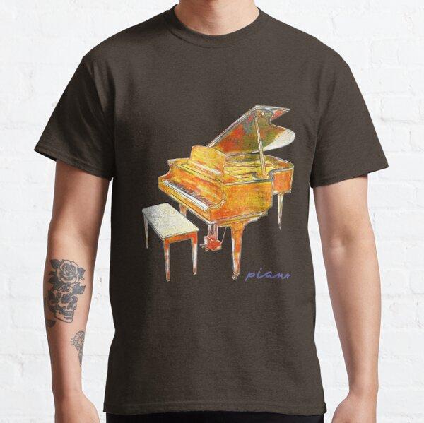 Piano T-shirt classique