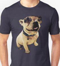 Alfie the French Bull Dog Unisex T-Shirt